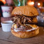 Buckstop Vancouver - Burger Monday. Photo by Sean Neild